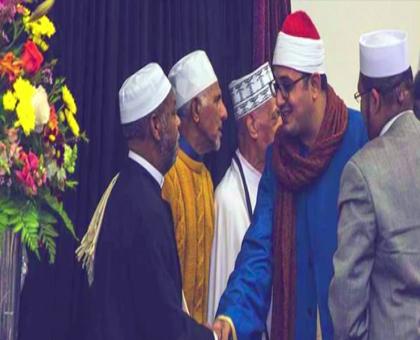 تلاوت استاد محمود شحات (آیه پایانی سوره نسا)/کیپ تاون2016