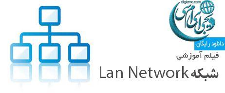 فیلم آموزشی LAN Network