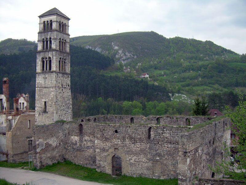 مکان های دیدنی بوسنی و هرزگوین