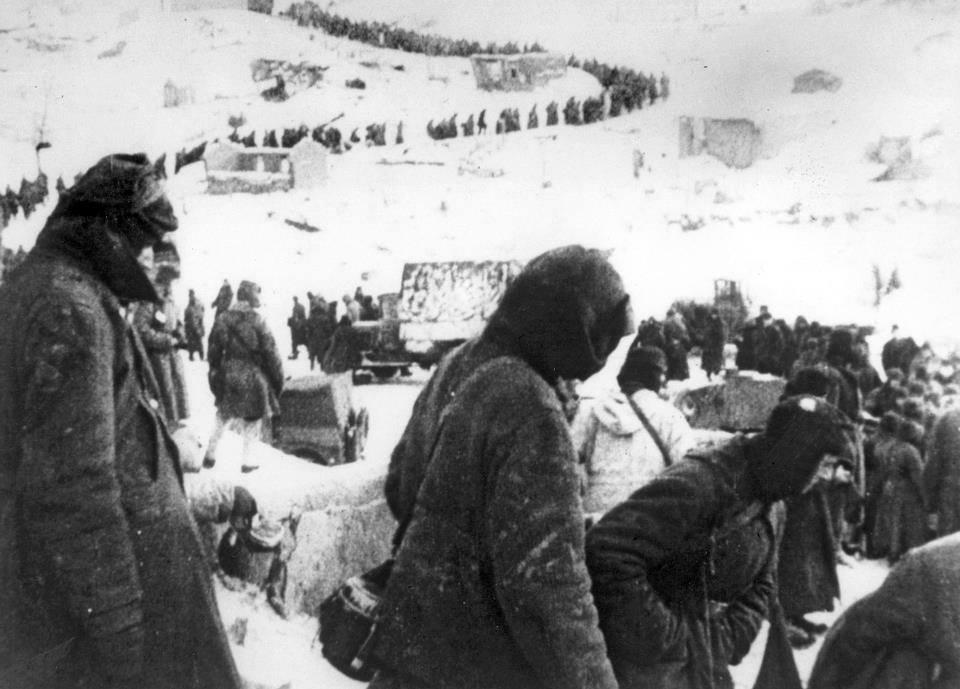 آخرین پیامهای آدولف هیتلر و سران نازی برای سربازان نبرد استالینگراد