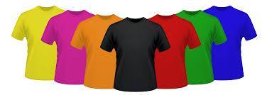 انواع تی شرت