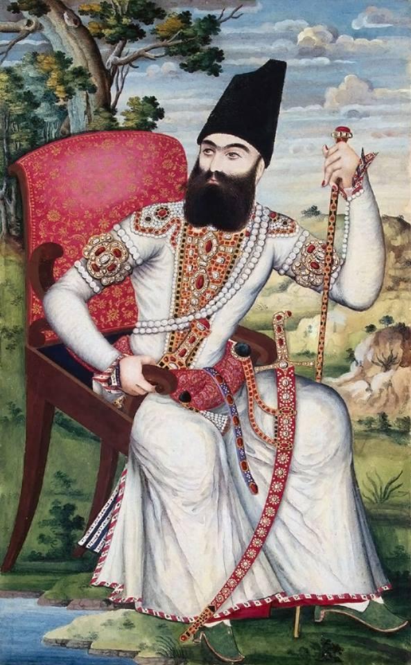 عباس میرزا، شاهزاده دلاور قاجار