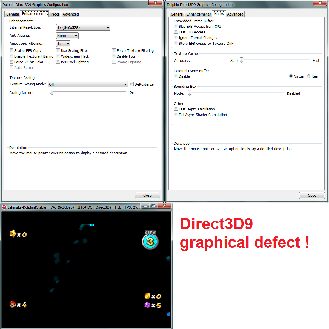dolphin direct3d9