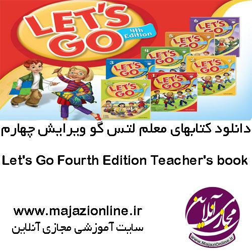 Let's Go Fourth Edition Teacher's book