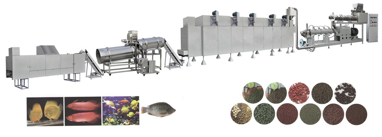 طرح توجیهی تولید خوراک آبزیان