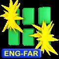 دانلود نرم افزار اندروید فلش کارت فارسی به انگلیسی و انگلیسی به فارسی English-Farsi FlashCards v2.48m