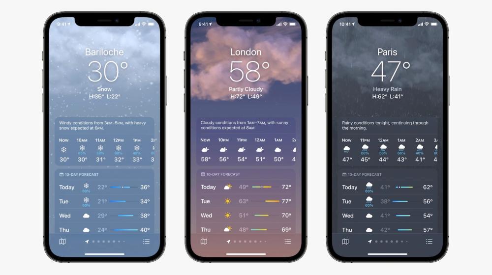 screen shot 2021 06 07 at 1.30.07 pm اپل iOS 15 را معرفی کرد
