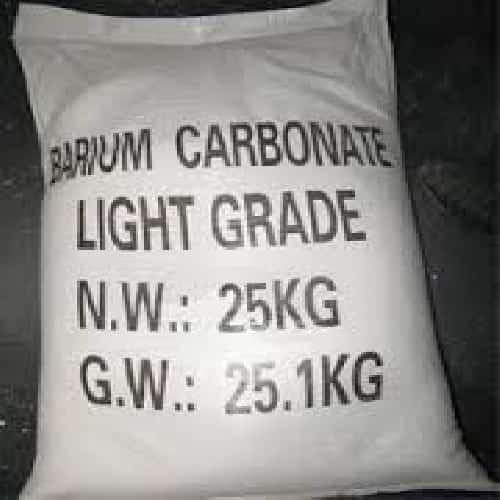 طرح توجیهی تولید کربنات باریم