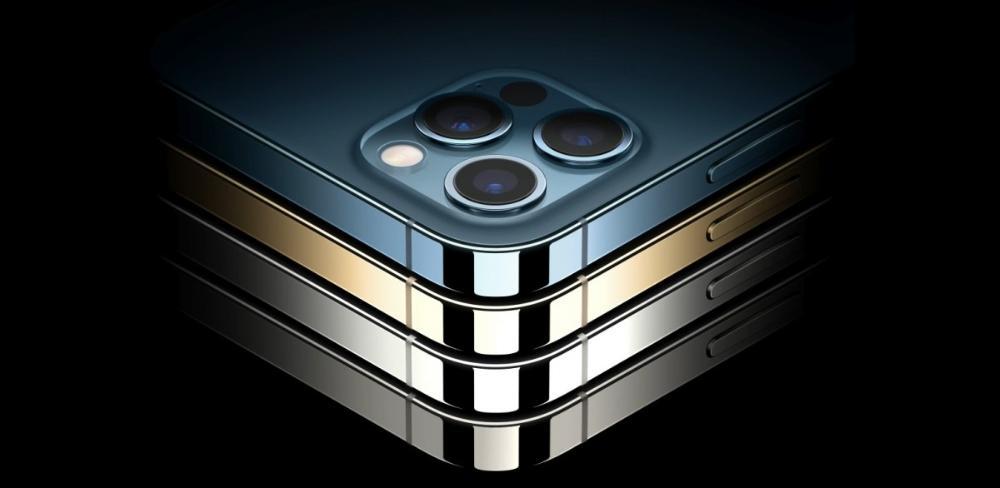 iphone 12 pro 07 آیفون 12 معرفی شد؛ همه چیز درباره نسل جدید موبایل اپل