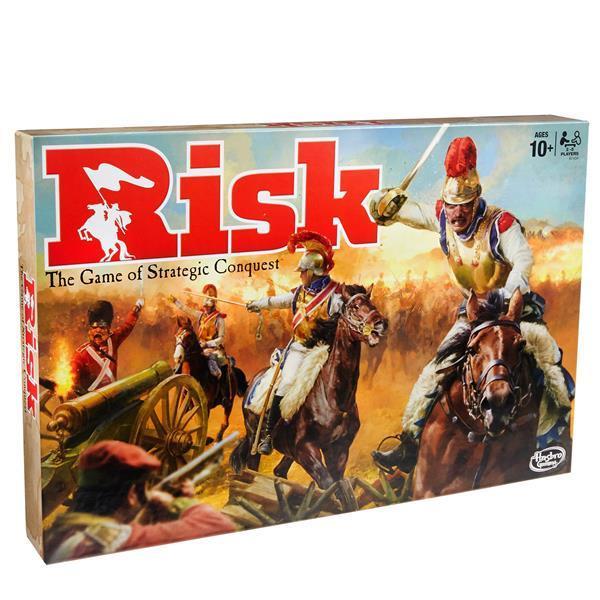 بازی رومیزی risk