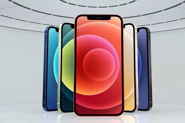 iphone 12 02 آیفون 12 معرفی شد؛ همه چیز درباره نسل جدید موبایل اپل