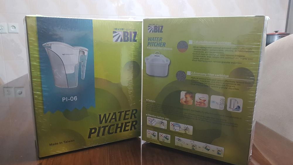 پارچ تسویه آب water pitcher