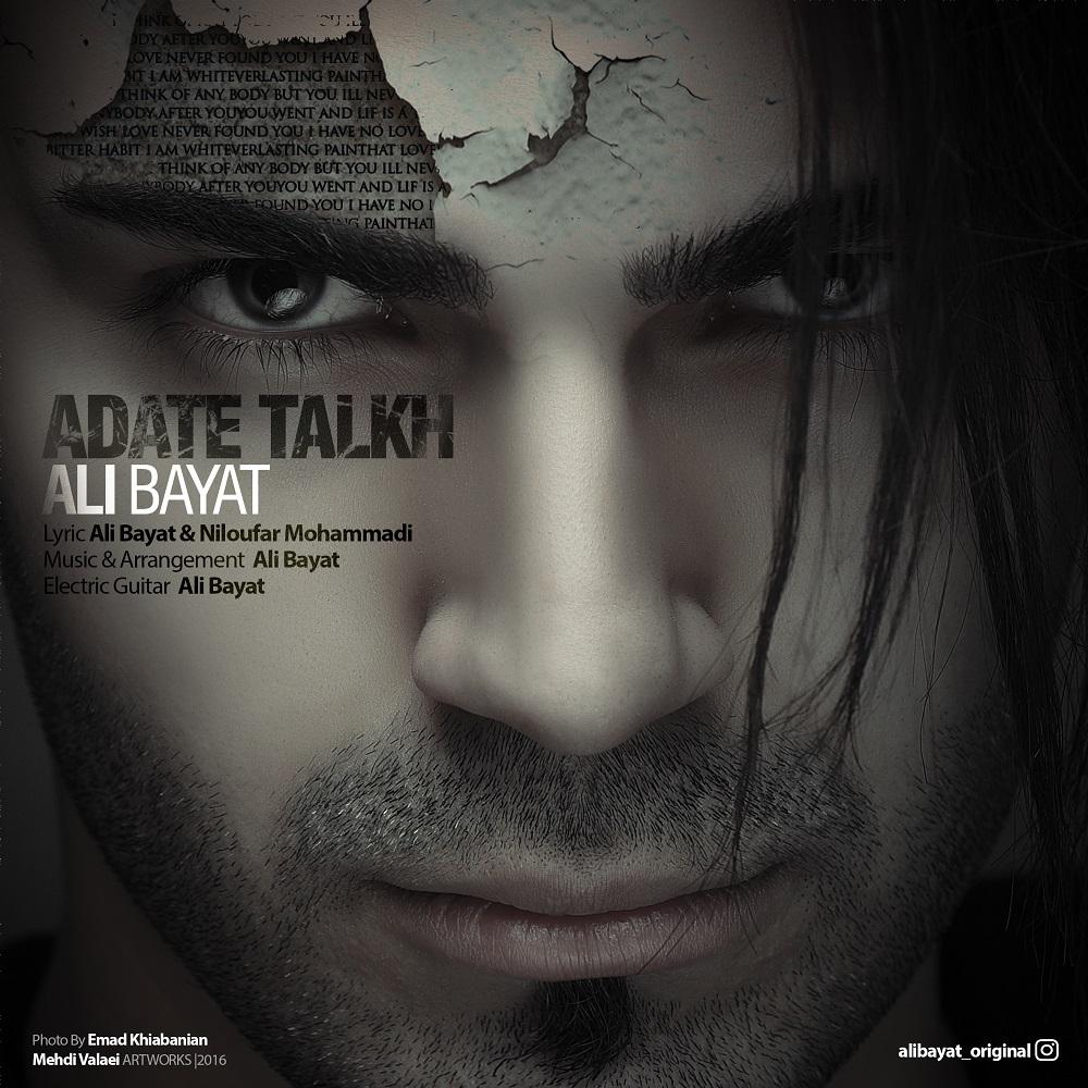 Ali Bayat – Adate Talkh