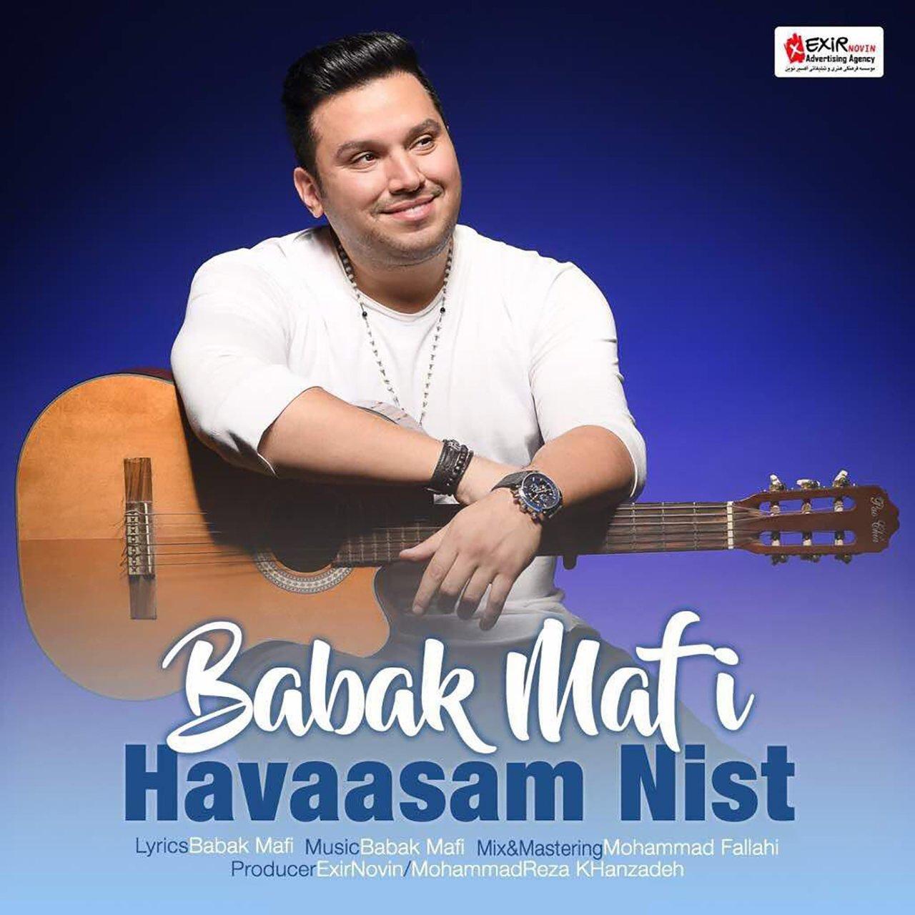 Babak Mafi - Havasam Nist