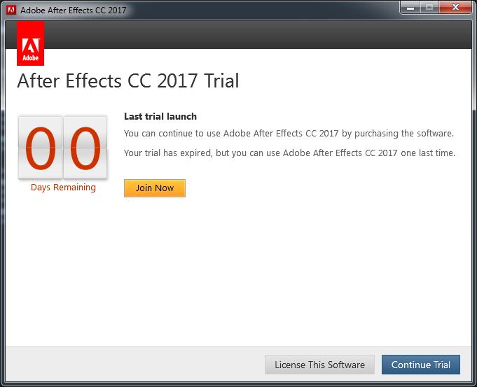 آموزش نصب و کرک افتر افکت cc 2017