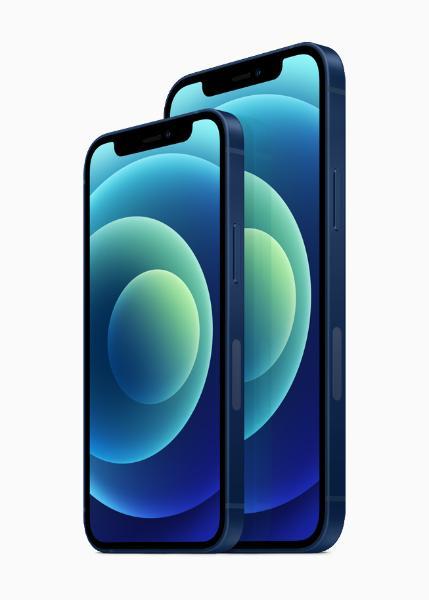 iphone 12 pro pacific blue 11 آیفون 12 معرفی شد؛ همه چیز درباره نسل جدید موبایل اپل