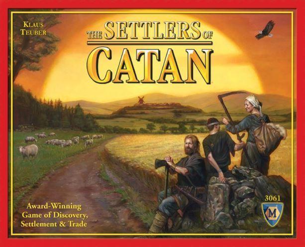 بازی رومیزی Catan