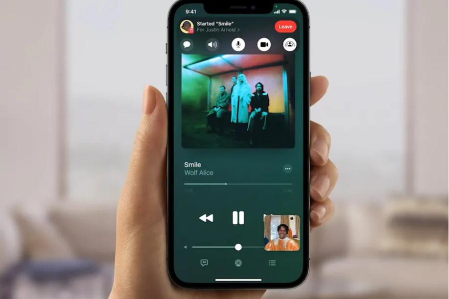 ios 15 facetime اپل iOS 15 را معرفی کرد