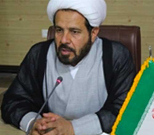 مدیر مدرسه حضرت حجت الاسلام افتخاری