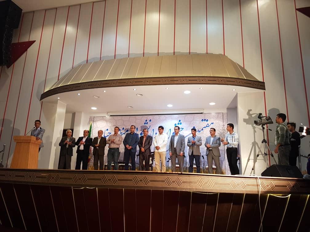 گزارش تصویری هفتمین جشنواره دانشجویی منطقه جناح