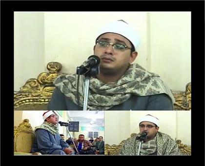 تلاوت های زیبای استاد محمود شحات انور- 9 آذر1394/مصر2015