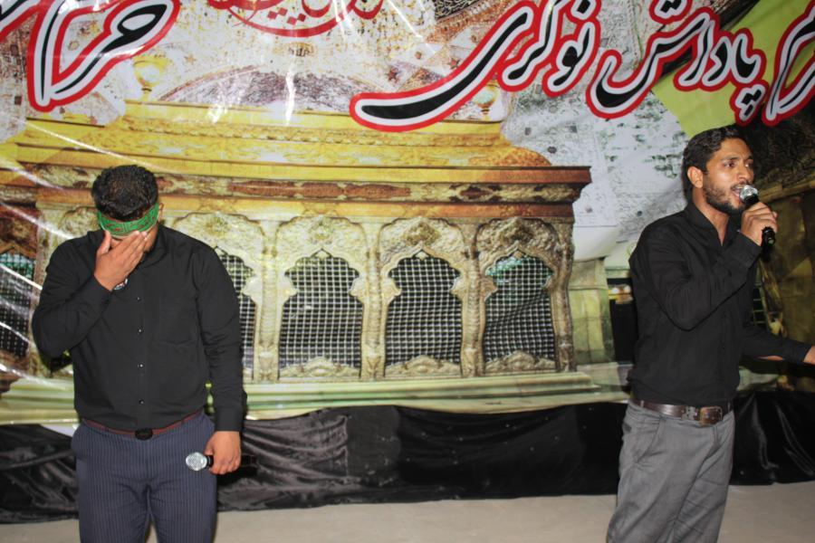 مهران بارانی مداح بروات شهرستان بم شهربروات شهرستان