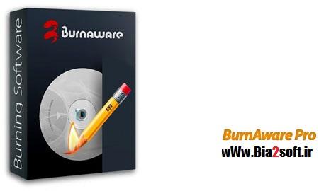 دانلود BurnAware Professional / Premium 11.2 – نرم افزار رایت انواع دیسک ها