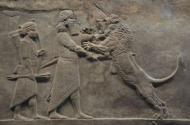مختصری از پادشاهی آشوریها در بینالنهرین