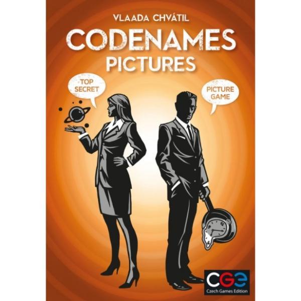 معرفی بازی codenames pictures