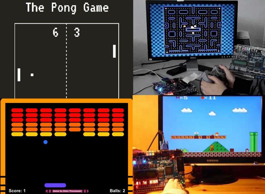 بازی با FPGA