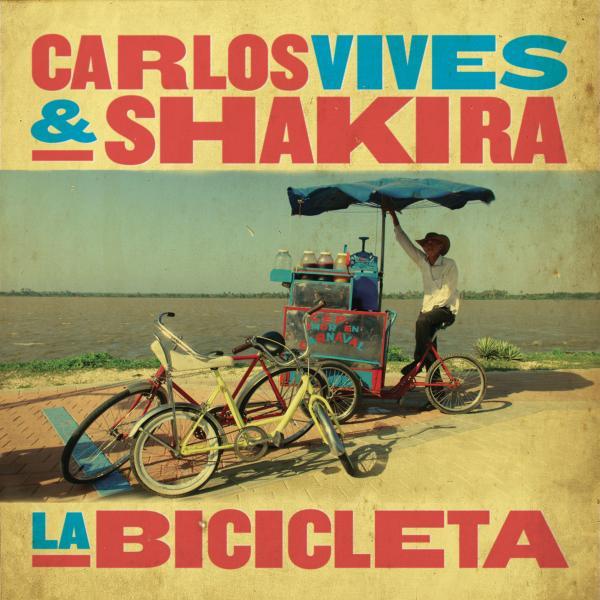 دانلود موزیک ویدیو جدید Carlos Vives & Shakira به نام La Bicicleta