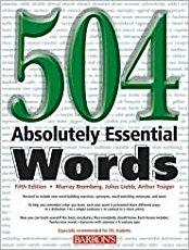 یادگیری ۵۰۴ واژه ضروری بخش 2
