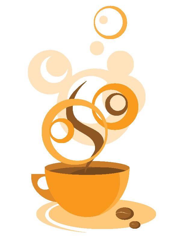 دانلود وکتور فنجوه قهوه