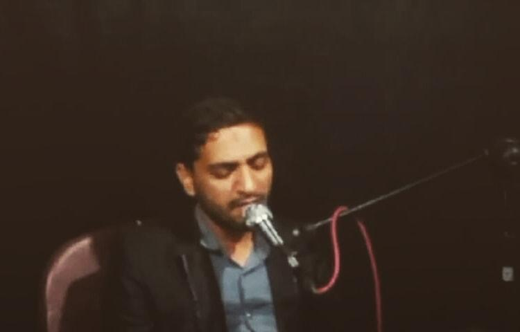 شهربروات شهرستان بم ذاکرین بم و خادمین حسینیه سیدالشهدا  مهران بارانی