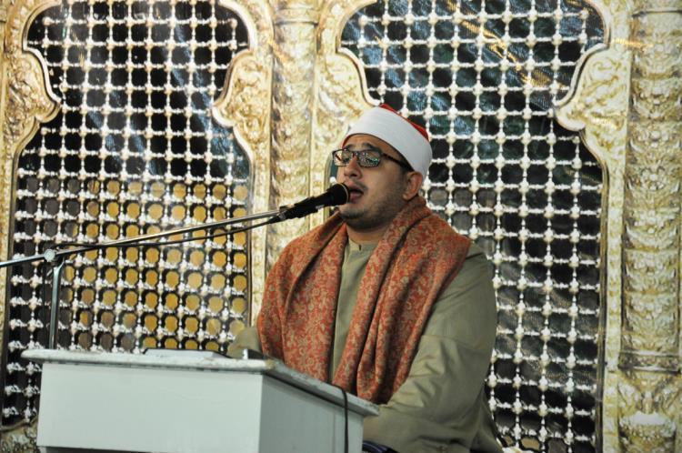 پخش زنده اختتامیه مسابقات قرآن مشهد از رادیو قرآن/آبان94