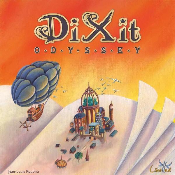 معرفی بازی dixit