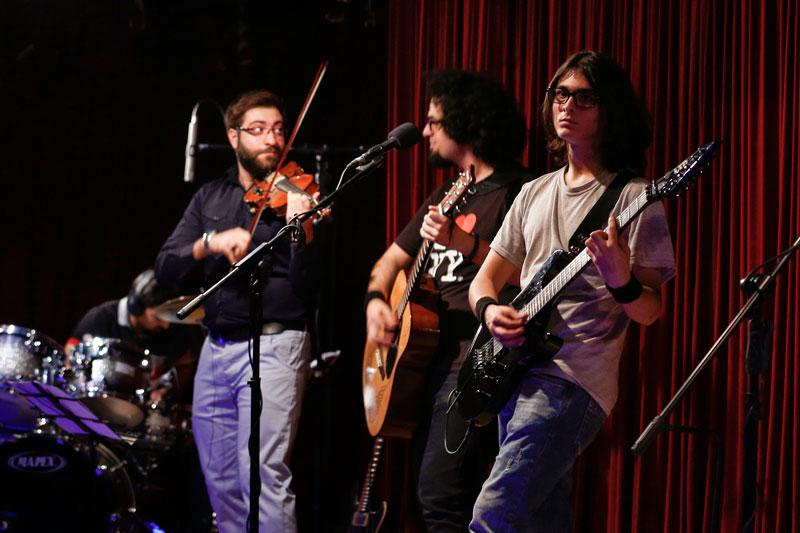 کنسرت گروه پیکلاویه