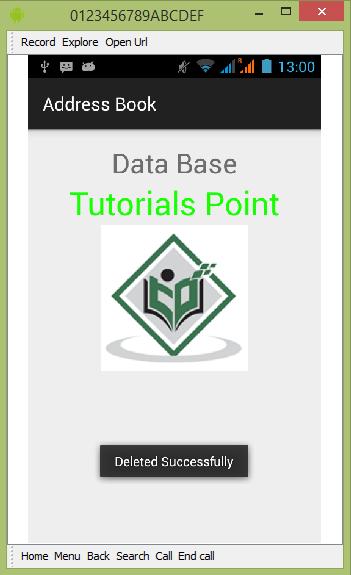 برنامه نویسی اندروید: آموزش پایگاه داده SQLite (قسمت سوم)