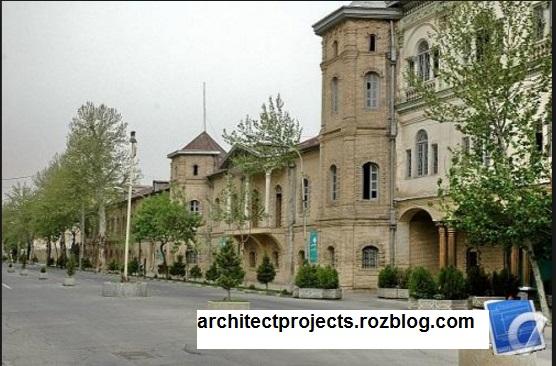 پاورپوینت دوره قاجار,دانلود پاورپوینت معماری قاجار
