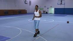 Improving Basketball Skills : Basketball 360 Reverse Layup