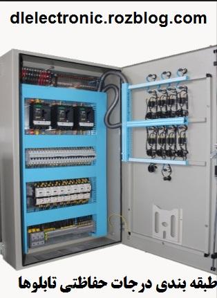 طبقه بندی درجات حفاظتی تابلوهای الکتریکی ,دانلود پروژه طبقه بندی درجات حفاظتی تابلوهای الکتریکی ,دانلود تحقیق طبقه بندی درجات حفاظتی تابلوهای الکتریکی ,پروژه طبقه بندی درجات حفاظتی تابلوهای الکتریکی