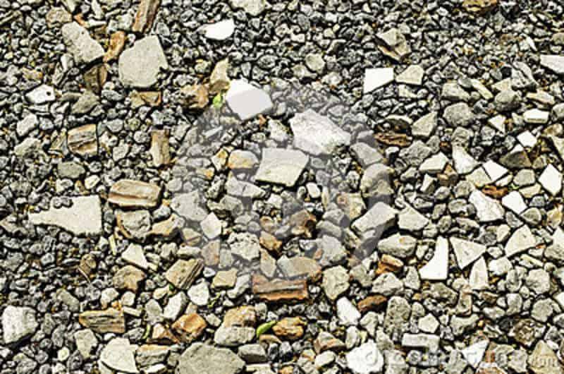 طرح توجیحی بازیافت ضایعات سنگ
