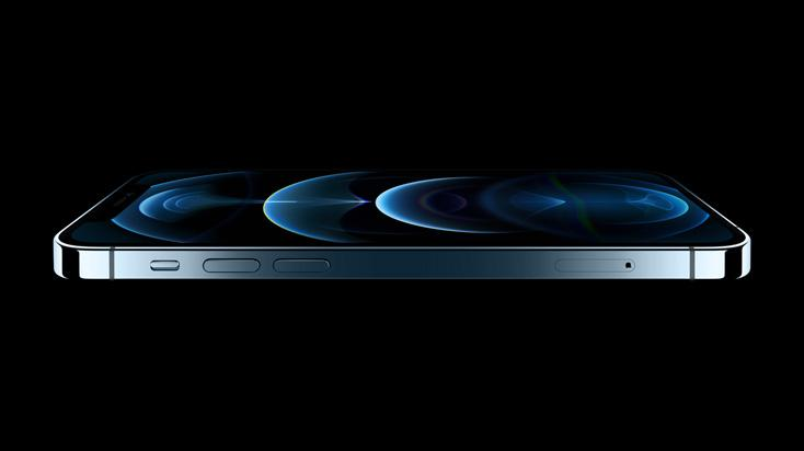 iphone 12 pro pacific blue 08 آیفون 12 معرفی شد؛ همه چیز درباره نسل جدید موبایل اپل