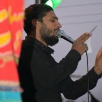عکس مهران بارانی مادحین بم بروات حسینیه سیدالشهدا علیه السلام بروات بم