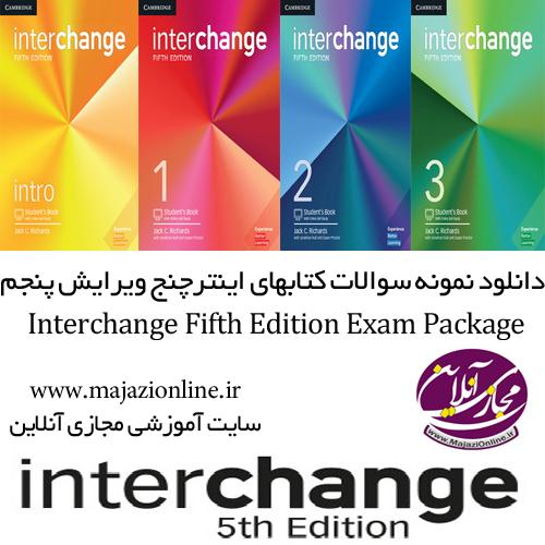 Interchang Fifth Edition Exam Package