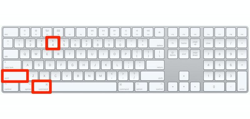 how screenshot on mac 02 چگونه در کامپیوترهای مک اسکرین شات بگیریم؟