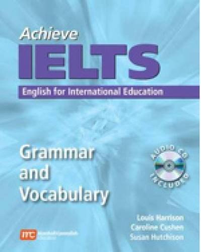 گرامر و لغات آیلتس Achieve IELTS Grammar and Vocabulary