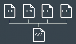 جداسازی HTML و CSS