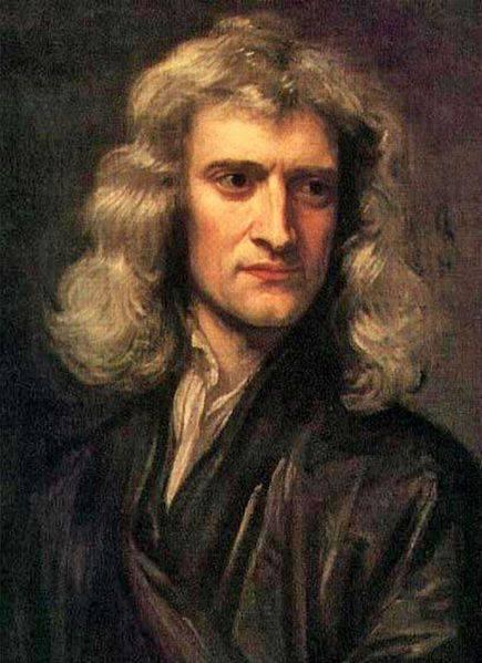 اسحاق نیوتون