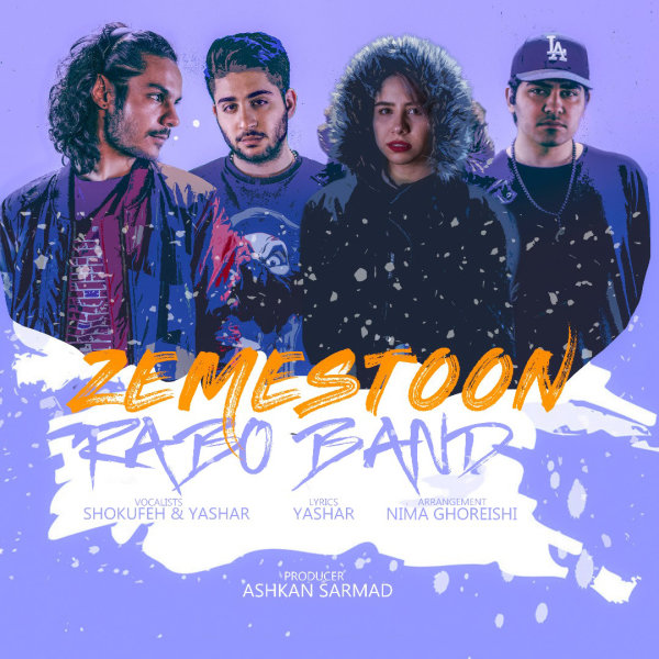 Rabo Band - Zemestoon (Ft  Shokoufeh & Yashar)